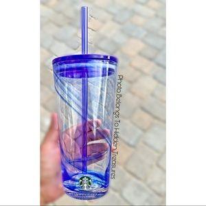 New 2020 Starbucks glass tumbler